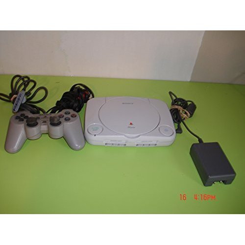 Sony Playstation Ps One Mini Video Game Console Scph 101