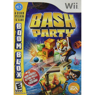 Boom Blox Bash Party For Wii Puzzle With Manual and Case - EE670820
