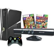 Xbox 360 S 250GB Console Kinect Bundle Slim - ZZ670904