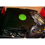 Original X-Box Xbox System Plus 10 Games - ZZ670919