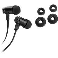 Insignia Stereo Earbud Headphones Black Earphones - EE671095