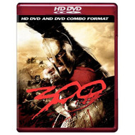 300 Combo And Standard DVD On HD DVD - EE671116