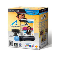 PlayStation 3 Eyepet Move Bundle With Eye Camera And Motion Controller - ZZ671148