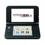 Nintendo 3DS XL Black/black Nintendo 3DS XL - ZZ671278