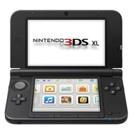 Nintendo 3DS XL Blue/black Console With Memory Card - ZZ671279