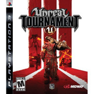 Unreal Tournament III For PlayStation 3 PS3 Shooter - EE671389