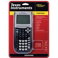 Texas Instruments TI-84 Plus Graphing Calculator Black - ZZ671626