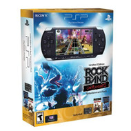 PlayStation Portable Limited Edition Rock Band Unplugged Entertainment - ZZ671682