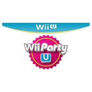 Wii Party U Game Only No Remote Control Included For Wii U Party & - EE671711