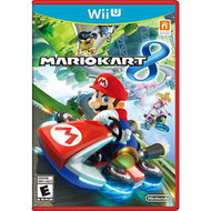 Mario Kart 8 Nintendo Wii U With Case - ZZ671724