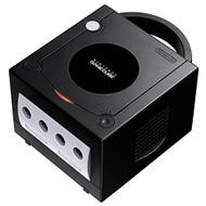 Jet Black Nintendo GameCube Console - ZZ671745