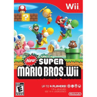 New Super Mario Bros Wii By Nintendo For Wii And Wii U - ZZ671764