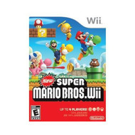 Quality New Super Mario Bros With Manual And Case For Wii And Wii U - ZZ671769