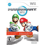 Mario Kart Wii Official With Manual And Case For Wii And Wii U - ZZ671772