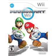 Mario Kart Wii With Manual And Case For Wii And Wii U - ZZ671771
