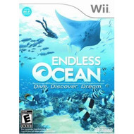 Endless Ocean: Dive Discover Dream For Wii - EE671846
