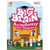 Big Brain Academy: Degree For Wii And Wii U Puzzle - EE671855