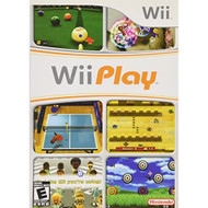 Wii Play Game For The Wii And Wii U Consoles Game - ZZ672009