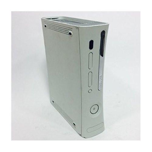 White Xbox 360 Fat Model 20GB Console No HDMI - ZZ672043