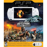 PlayStation PSP 2000 Limited Edition Star Wars Battlefront Renegade - ZZ672048