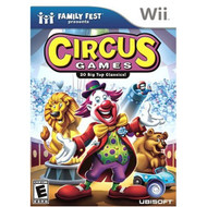 Circus Games For Wii Trivia - EE672085