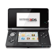 Nintendo 3DS Console In Black Handheld - ZZ672182