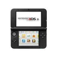 Nintendo 3DS XL Red And Black Handheld System - ZZ672184