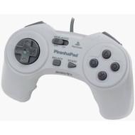Interact Piranhapad PlayStation For PlayStation 1 PS1 Gray Gamepad - EE672201