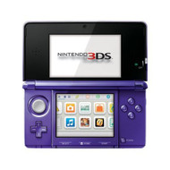 Nintendo 3DS Midnight Purple Nintendo 3DS - ZZ672257