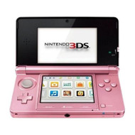 Nintendo 3DS Pearl Pink System Console - ZZ672260