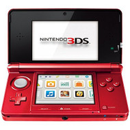 Nintendo 2200249 Console 3DS Metallic Red - ZZ672266