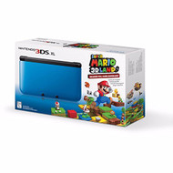 Nintendo 3DS XL Console With Super Mario 3D Blue - ZZ672486