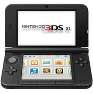 "Nintendo 3DS XL System 4.9"" Active Matrix TFT Color LCD Black Dual - ZZ672488"
