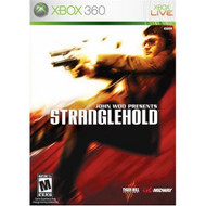 Stranglehold For Xbox 360 Shooter With Manual and Case - EE672677