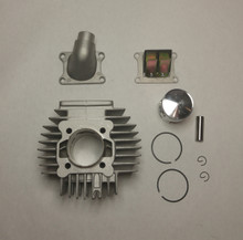 Puch 70cc DMP Reed Valve Cylinder