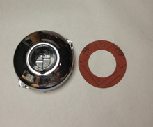 Puch Chrome Flywheel Cover