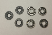 Puch E50 Bearings & Seals Kit