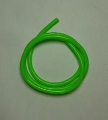 """Neon Green Fuel Line 3/16"""" (5mm)"""