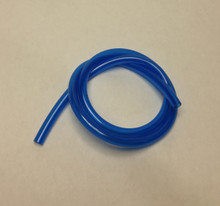 "Clear Blue Fuel Line 3/16"" (5mm)"