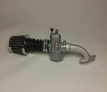 Puch Intake, Carburetor & Air Filter Setup