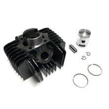 Tomos A35 38mm 50cc Cast Iron Cylinder Kit
