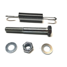 Tomos A3 / A35 Center Stand Mounting Hardware (Bolt & Spring)
