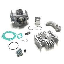 Sachs 504 & 505 Airsal 43.5mm Cylinder Kit w/ Head & Intake (012002435)