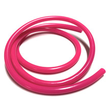 """1 Meter Hot Pink Fuel Line 3/16"""" (5mm)"""