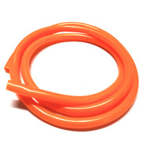 "1 Meter Orange Fuel Line 3/16"" (5mm)"