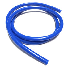 "1 Meter Blue Fuel Line 3/16"" (5mm)"