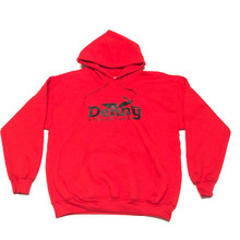 Denny Cycles Red DryBlend Hoodie (L)