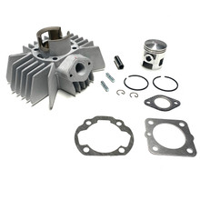 Derbi Flat Reed 44mm Airsal Cylinder Kit 65cc (02080244)