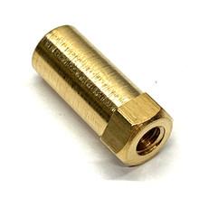 Long M6 Brass Exhaust Nut