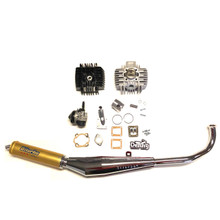 Tomos A3 44mm Top End Speed Kit w/ Exhaust